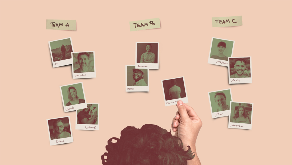 Team self-selection for developers: awesome or awkward?